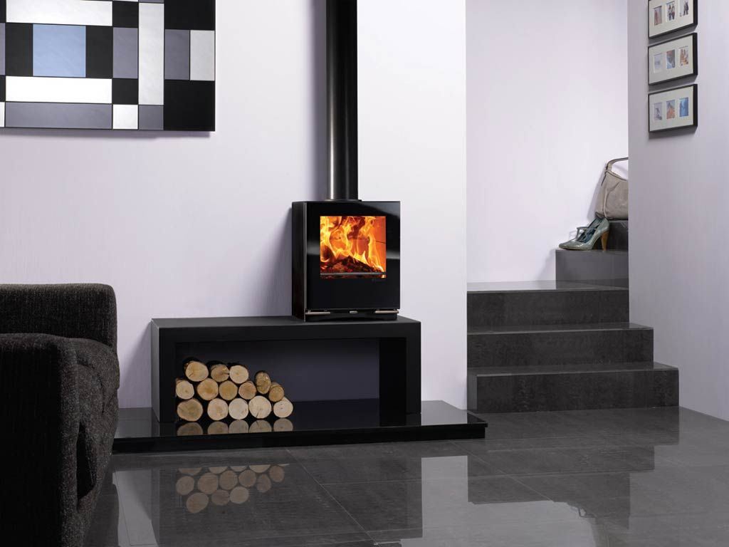 Outstanding recommended small wood burning stoves - Riva Vision Small Image
